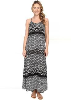 Karen Kane T-Back Maxi Dress