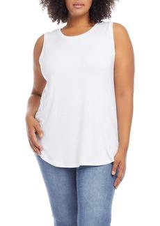 Karen Kane Tank Top (Plus Size)