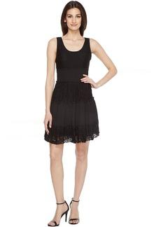 Karen Kane Tara Tiered Lace Dress