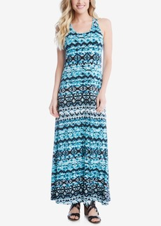 Karen Kane Tasha Printed Maxi Dress, a Macy's Exclusive Style