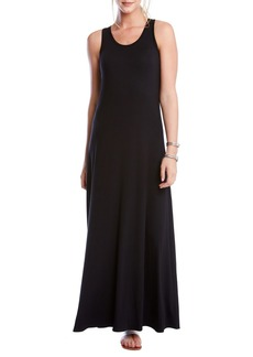 Karen Kane 'Tasha' Racerback Jersey Maxi Dress