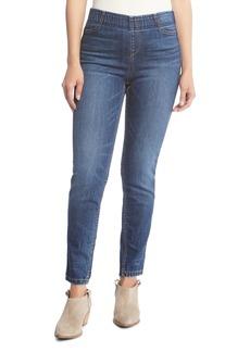 Karen Kane Terra High Waist Skinny Jeans (Vintage Wash)