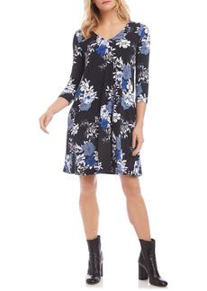 Karen Kane Tessa Floral Dress