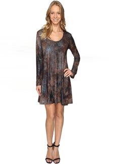 Karen Kane Textured Taylor Dress