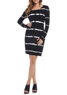 Karen Kane Tie Dye Jersey Dress