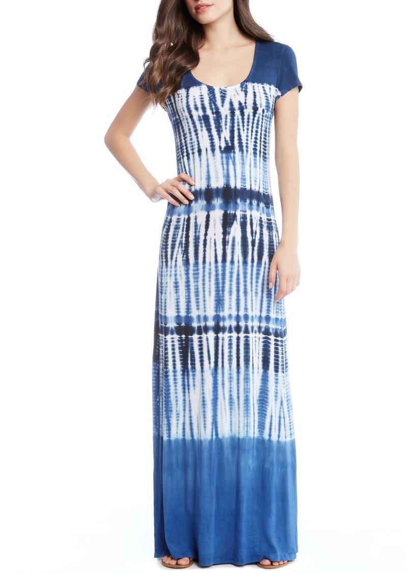 bbd4ef9654e Karen Kane Karen Kane Tie Dye Maxi Dress
