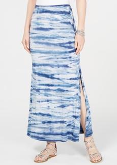 Karen Kane Tie-Dye Maxi Skirt