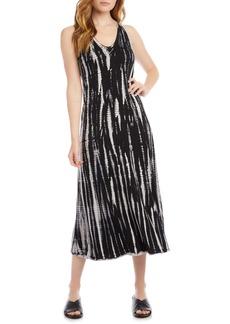 Karen Kane Tie-Dye Midi Dress