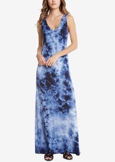 Karen Kane Tie-Dyed Maxi Dress