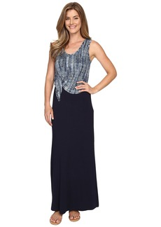 Karen Kane Tie-Top Maxi Dress
