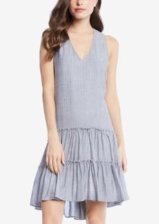 Karen Kane Tiered Ruffled-Skirt Dress