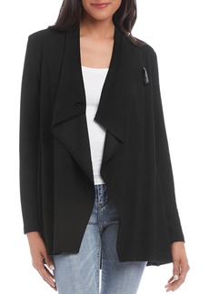 Karen Kane Toggle Drape Jacket