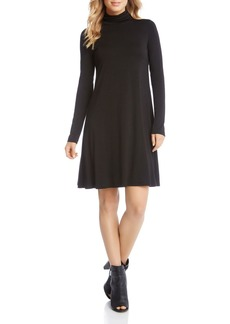 Karen Kane Turtleneck Knit Dress