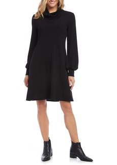 Karen Kane Turtleneck Sweater Dress