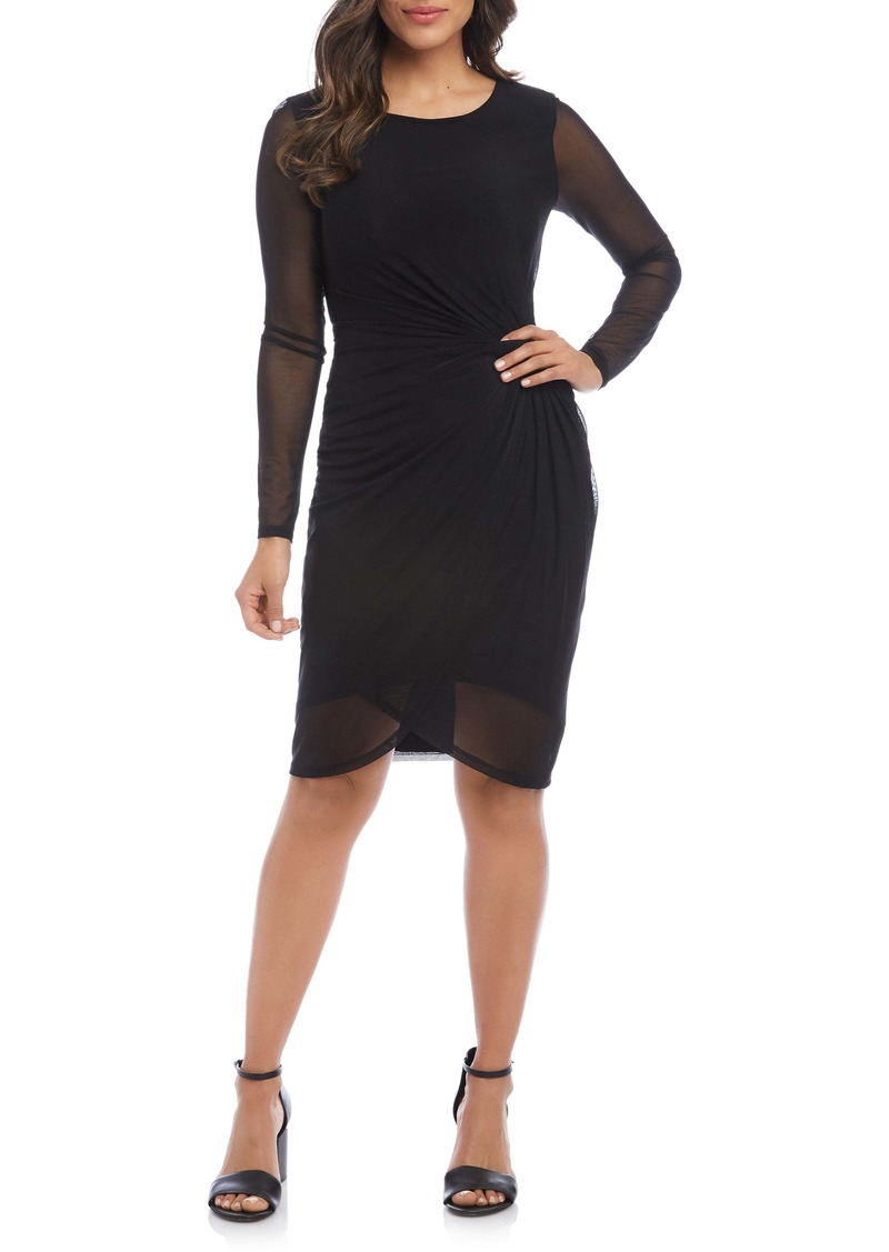 Karen Kane Twiggy Twist Dress