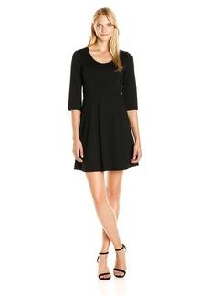 Karen Kane Women's a-Line Dress  L