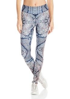 Karen Kane Women's Active Long Pant Print