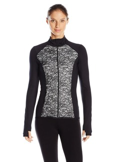 Karen Kane Women's Active Mix Jacket