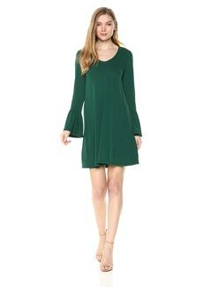 Karen Kane Women's Bell Sleeve Dress  S