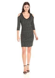 Karen Kane Women's Cold Shoulder Sheath Dress  M