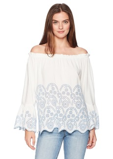 Karen Kane Women's Convertible Off-The Shoulder Top  M