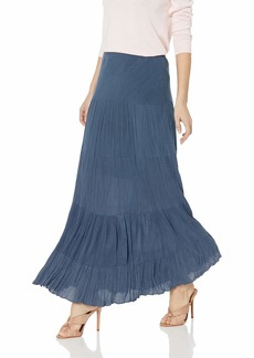 Karen Kane Women's Crushed Maxi Skirt