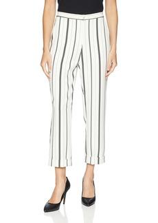 Karen Kane Women's Cuffed  Pant Extra Small
