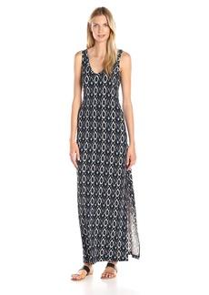 Karen Kane Women's Diamond Ikat Alana Maxi Dress