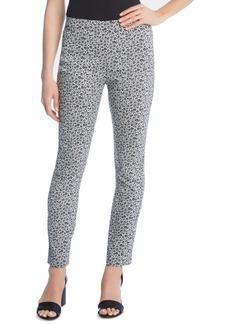 Karen Kane Women's Ditsy Piper Pants  Extra Small