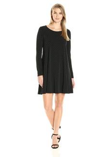 Karen Kane Women's Dot Maggie Trapeze Dress  XL