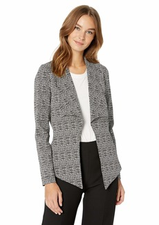Karen Kane Women's Drape Collar Jacket  Extra Large