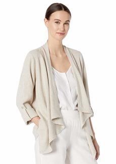 Karen Kane Women's Drape Front Jacket