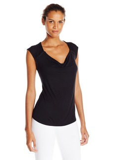 Karen Kane Women's Draped Neck Tank