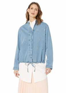 Karen Kane Women's Embellished  Jacket
