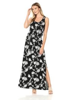Karen Kane Women's Embroidered Maxi Dress  Extra Small