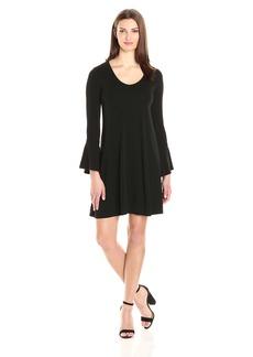 Karen Kane Women's Flare-Sleeve Taylor Dress  S