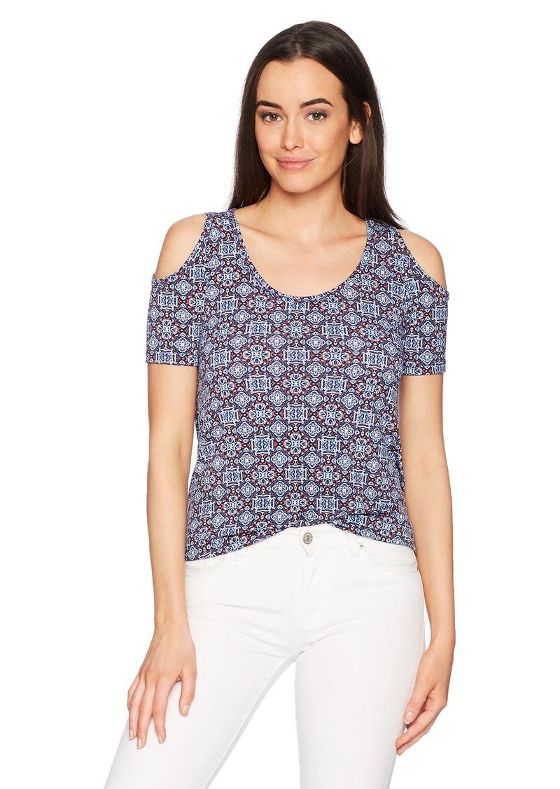 1d1ed4113271a Women s Hi-Lo Cold Shoulder Top XL. Karen Kane.  81.50  60.19. from Amazon  Fashion
