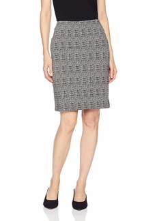 Karen Kane Women's HIGH Stretch Skirt  Extra Large