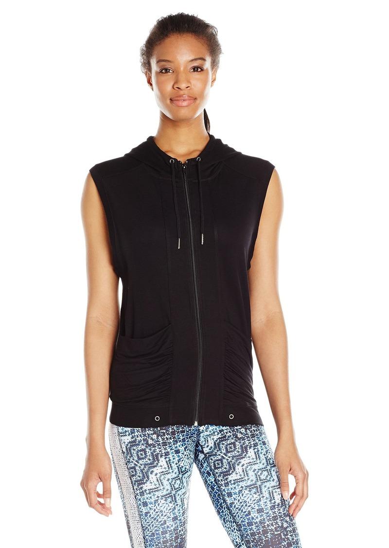 Karen Kane Women's Hooded Vest