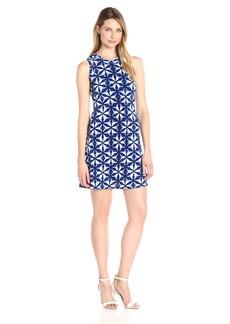 Karen Kane Women's Kaleidscope Halter Dress  S