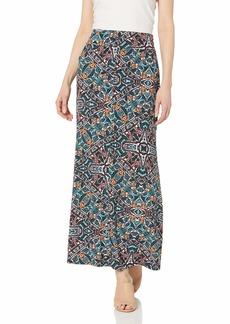 Karen Kane Women's Maxi Skirt  Extra Large