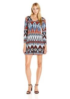 Karen Kane Women's Mazatlan Line Dress  M