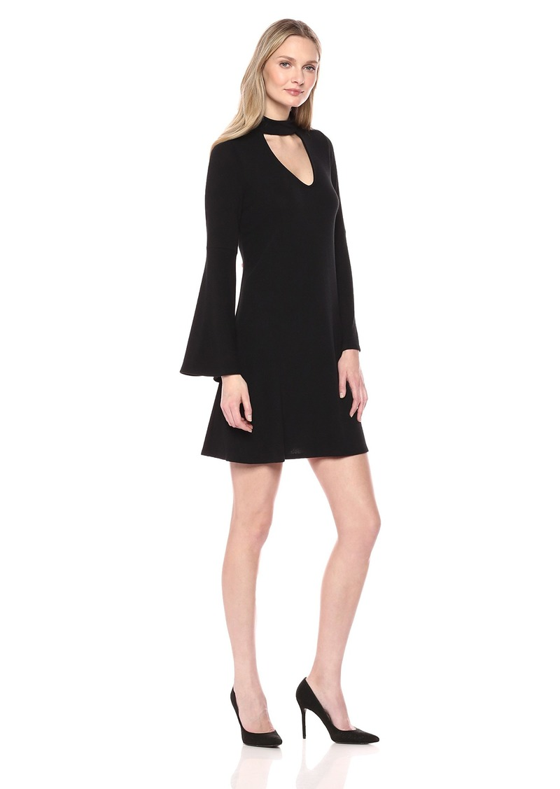 Karen Kane Women's Mockneck Taylor Dress  M