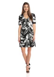 Karen Kane Women's Pencil Sleeve Taylor Dress  XS