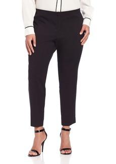 Karen Kane Women's Plus Size Ankle Pant