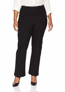 Karen Kane Women's Plus Size Avery Boot Cut Pant