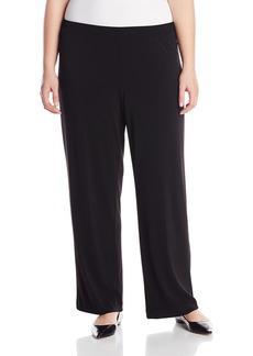 Karen Kane Women's Plus Size Crepe Pant