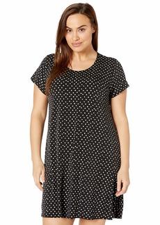 Karen Kane Women's Plus Size  Maggie Trapeze Dress