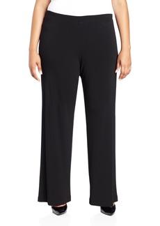 Karen Kane Women's Plus Size Matte Jersey Pant