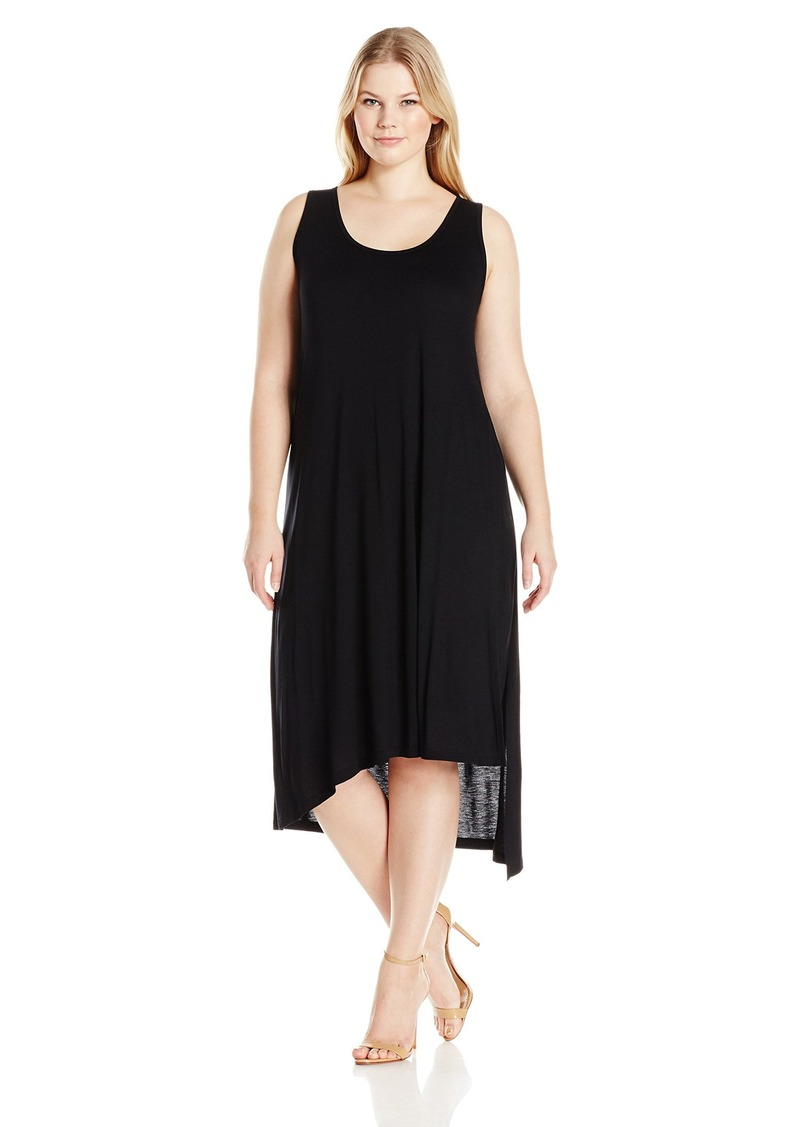 Karen Kane Karen Kane Women\'s Plus Size Stevie Tank Dress 3X | Dresses